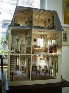 Das Fertige Haus : das haus im ganzen und das fertige efeu miniaturen miniatures pinterest efeu und ~ Markanthonyermac.com Haus und Dekorationen