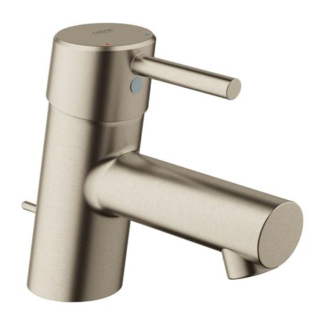 single handle bathroom faucet grohe concetto single single handle bathroom faucet