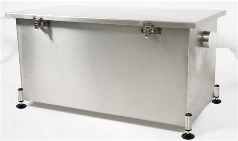 under sink grease trap sizing london grease traps above ground grease traps