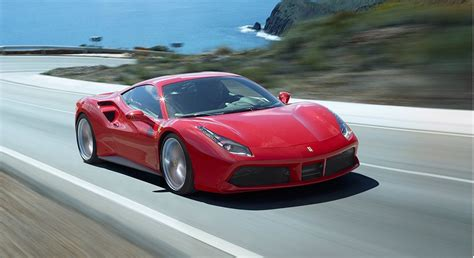 Ferrari 488 Gtb Sports Cars Price, Specification, Features