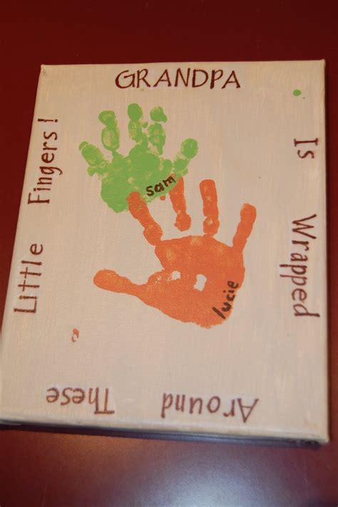 s day handprint card ideas handprint ideas for grandparent s day pinspired ideas