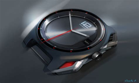 Peugeot Watches by Peugeot Concept Tp001 Design Sketch Sketches