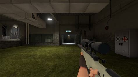 fortnite bolt action sniper rifle team fortress  skin mods
