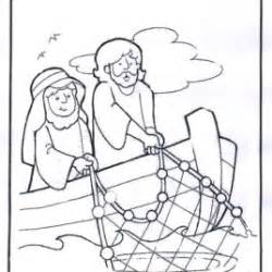 Jesus Fishing Boat Coloring Page by Turning To Jesus Graphics Coloring Pages Jesus Fish