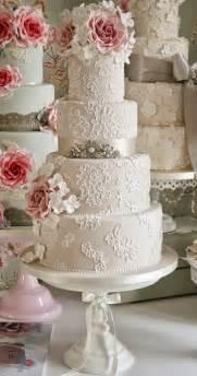 gorgeous lace wedding cakes the magazine - Gorgeous Wedding Cakes
