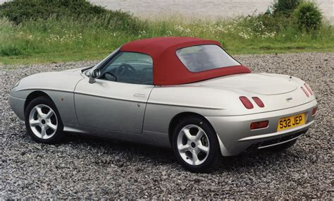 Fiat Barchetta For Sale by Fiat Barchetta Convertible Review 1995 2005 Parkers