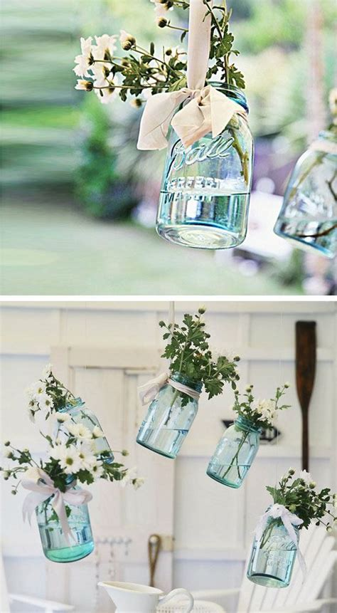 22 diy wedding decorations that will blow your mind