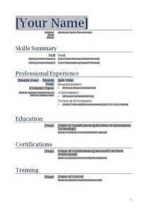 resume builder free print best resume gallery