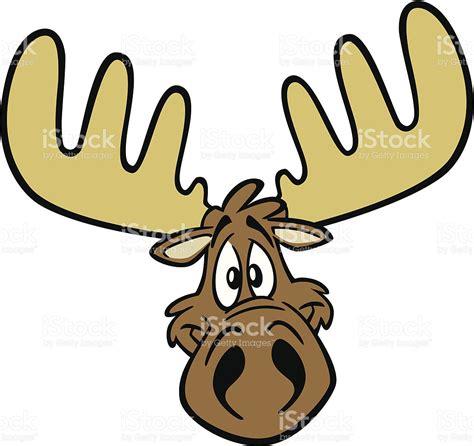 Moose Head Clipart 101 Clip Art