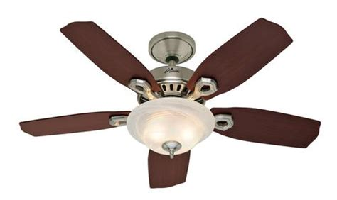 Ceiling Fan Blades Menards by Auberville 44 Quot Brushed Nickel Five Minute Ceiling