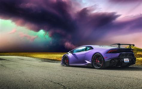 Lamborghini Huracan Wallpapers Images Photos Pictures