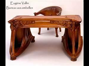 Art Nouveau Mobilier : art nouveau mobilier youtube ~ Melissatoandfro.com Idées de Décoration