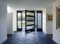 Futuristic Glass Door