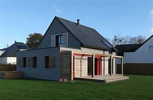 A Pitched Roof House In France Gets A Green Makeover And