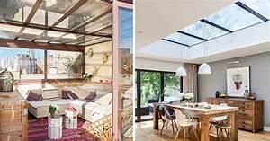 ¿Quieres más luz natural en tu casa? Los techos transparentes tienen muchas ventajas Casas
