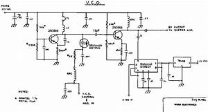 pll exciter With vco schematic