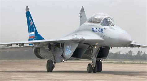 What is the MiG-35?   The Indian Express