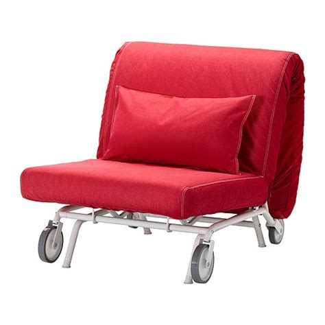 Fauteuil Convertible Ikea by Ikea Ps H 197 Vet Chauffeuse Convertible Vansta Rouge Ikea