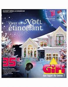 Guirlande Solaire Gifi : projecteur noel facade gifi sofag ~ Melissatoandfro.com Idées de Décoration