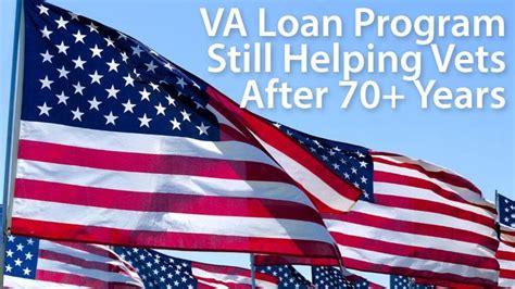 va mortgage purchase refinance loan programs