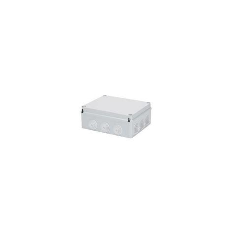 cassetta gewiss cassetta gewiss esterna con gommini ip55 240x190x90 gw44008