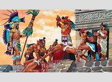 Las crueles prácticas caníbales de los aztecas que