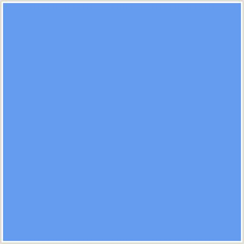cornflower color 659cef hex color rgb 101 156 239 blue cornflower blue