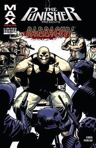Punisher Presents Barracuda MAX Vol 1 4 | Marvel Database ...
