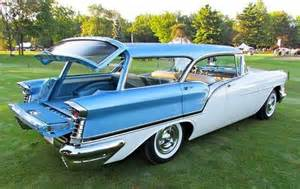 1957 Oldsmobile Fiesta Station Wagon