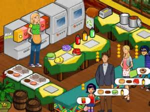 burger restaurant 2 games online