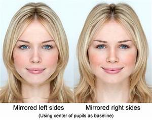 Beauty, the perfect face and the Golden Ratio, featuring ...