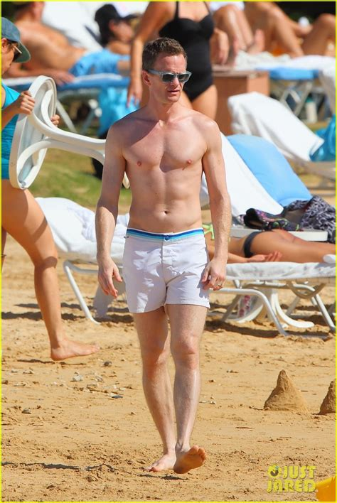 neil gorsuch bikini neil patrick harris puts his abs on display during