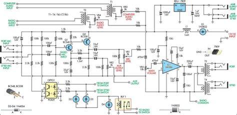 intercom circuit page 2 telephone circuits next gr