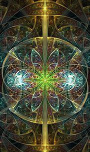 Pin by Melynda Wisdom on ~Feel~Good~Fractals~ | Fractal ...