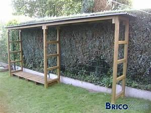 Abris Buches Bois : construire un abris bois de chauffage page 3 ~ Melissatoandfro.com Idées de Décoration