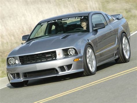 2005 Saleen Mustang S281 Sc  Saleen Supercarsnet