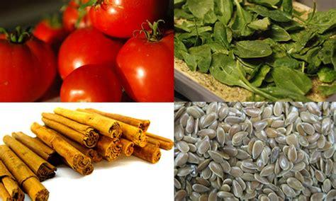 foods   blood sugar level