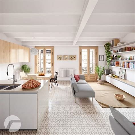 Bright Interiors That Show Off The Beauty Of Nordic