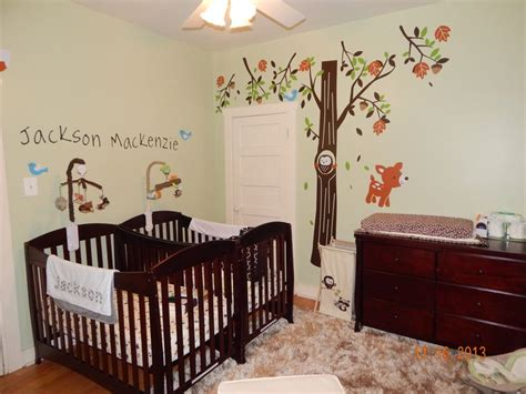 Tips On Setting Up Your Twins Nursery