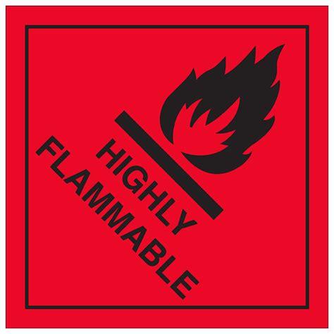 Highly Flammable   Eureka Direct