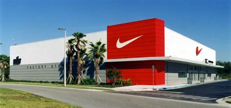 Nike Outlet Orlando retail by bradley amalong at coroflot