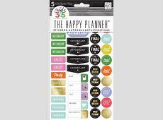 SchoolCollege Planner Stickers Planner stickers