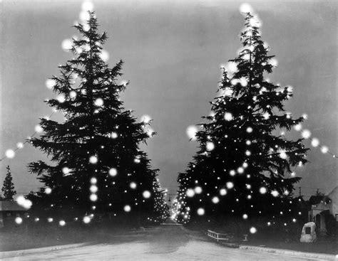 christmas tree lane the origins of a southern california