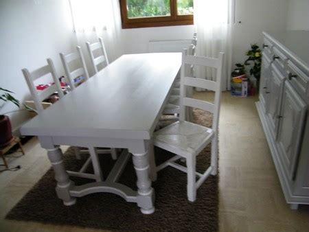 restaurer sa cuisine peut on transformer ma table de ferme les chaises et mon