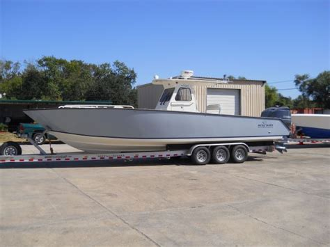 Gravois Aluminum Boats by 2010 Metal Shark By Gravois Offshore Boats For Sale In New