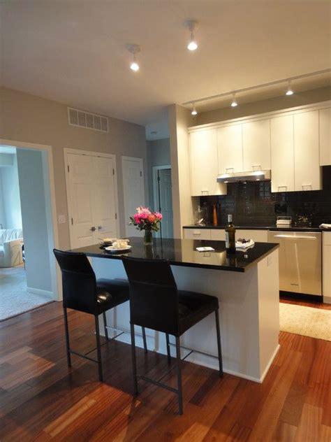 Small Condo, Condo Kitchen And Contemporary Kitchen Design