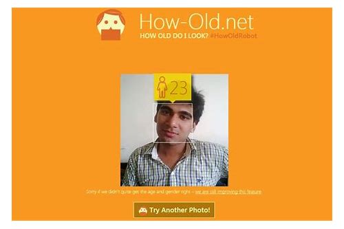microsoft how old do i look download