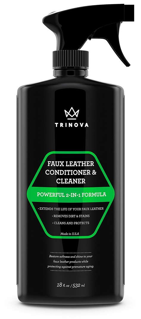 Sofa Cleaner by Vinyl Faux Leather Cleaner Conditioner Sofa Handbag