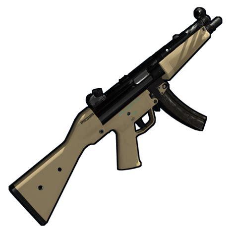 rust mp5 polymer icon