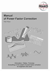 Power Factor Correction  Theory  Methods  Applications